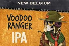 Nr. 8 New Belgium - Voodoo Ranger IPA