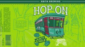 Nr. 15 Abita - Hop On juicy Pale Ale