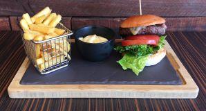 Big BBQ-Burger