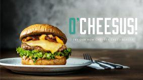 Cheddar Cheesburger