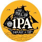 Ship full of Ipa