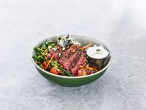 Steak & Blue Cheese Salad