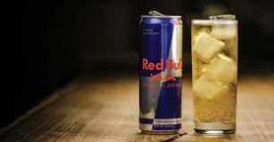 Redbull & vodka 4cl
