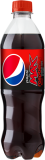 Pepsi max rasperry pet 50cl.