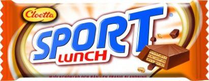 Sportlunch kaka