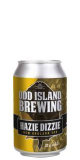 Old Island Brewing Hazie Dizzie IPA