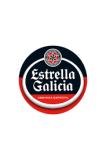 Estrella Galicia (Fatöl, 40cl)