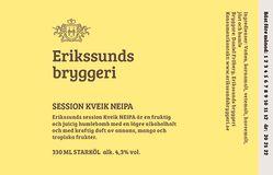 Erikssunds KVEIK NEIPA