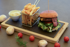 Campero Big BBQ-Burger