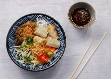 Bun thit cha gio (Noodle Bowl)