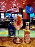 Hernö Gin & Pink Rhubarb Tonic