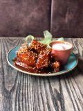 BBQ Korean Veggie Wings
