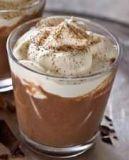 Varm Choklad m. vispgrädde