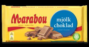 Marabou Mjölkchoklad