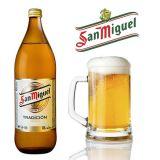San Miguel 1!! liter