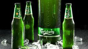 Carlsberg Export 3!!! liters flaska