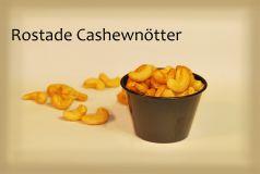 Rostade Cashewnötter