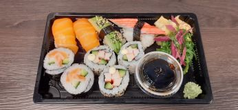 Sushi 9 bitar