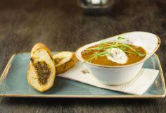 Hemmagjord gulaschsoppa