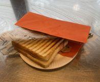 Toast med skinka & ost