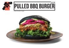 Pulled BBQ Burger