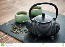 Japanskt grönt te