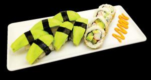 3 - Avokado Sushi