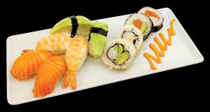 2 - Delux Sushi