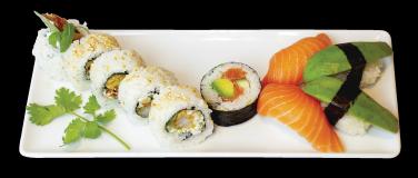 7 - Nigri med tempura