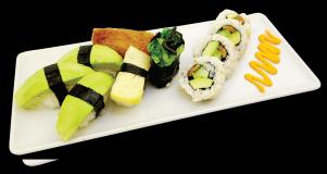 5 - Veg Sushi