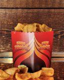 Hot snacks bacon