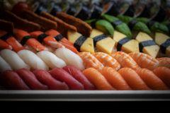 Mixa din sushi 60 bitar