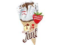 Juni glasstrut glutenfri och laktosfri