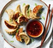Gyoza (dumplings)