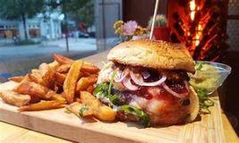 Kick Off Burger