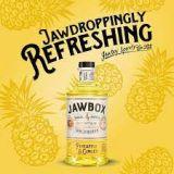 Jawbox Pineapple and Ginger Gin