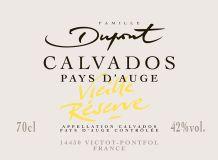 Dupont Réserve (Calvados)