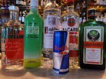 Redbull + Alkohol