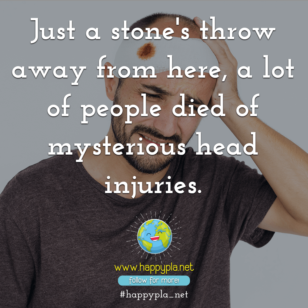 Mysterious head injuries