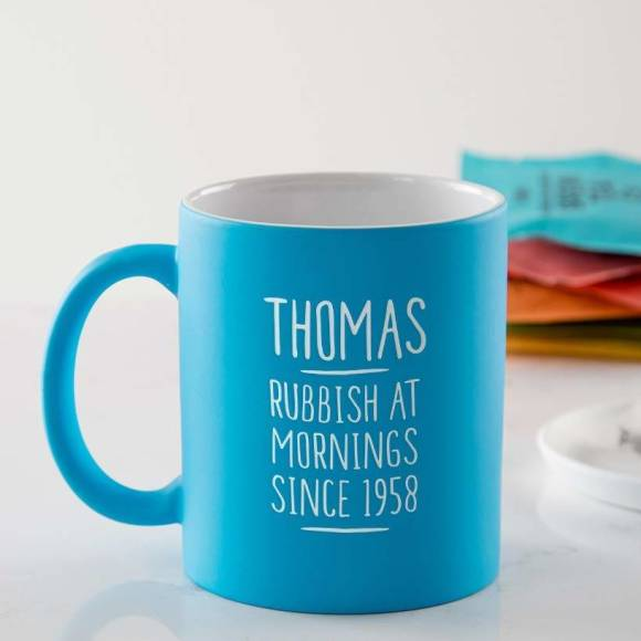 Personalised Funny Birthday Mug For Him