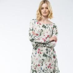 Svea dress floral