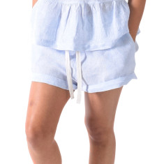 Bora Bora blues women's boxer shorts