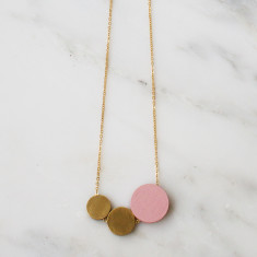Three Circle Necklace