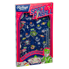 Ridleys utopia space pinball