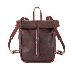 Grant Leather Backpack