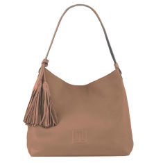 Sofala Reversible Hobo -Tan Full Grain European Leather