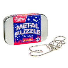 Ridleys utopia metal puzzle in a tin