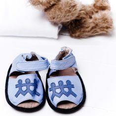 Boys club baby sandals