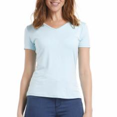 Michelle - Top Pale Blue