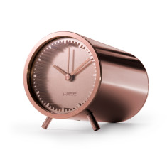 LEFF Amsterdam tube clock